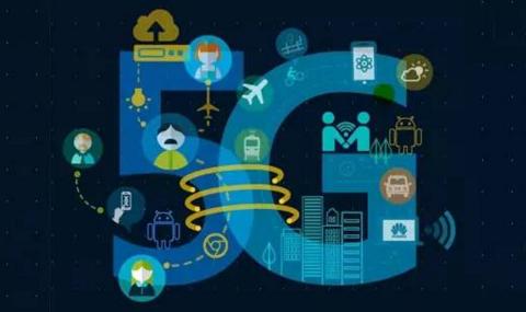 中国科技成长的结晶,5G时代来临